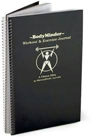 Work Out Journal Bodyminder Workout Exercise Journal Other Format