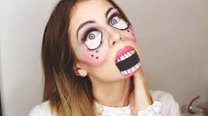 doll makeup easy