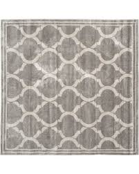 inspiring square rugs 7x7 in slash s on gray abstract loomed area rug 7 x7