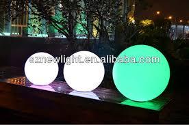 outdoor lighting balls. Led Round Ball Outdoor Light/ Battery Light Ball/ Garden Lighting Balls O