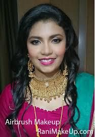 indian wedding bridal airbrush makeup artist in kuala