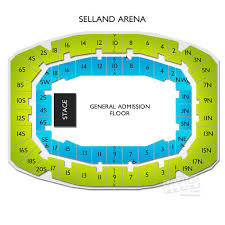 Selland Arena Fresno Ca Seating Chart Selland Arena At Fresno Convention Center 2019 Seating Chart