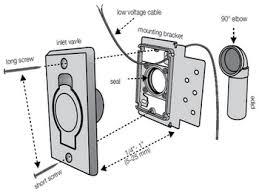 central vacuum installation guide evacuumstore com central vacuum inlet extension tube