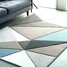teal area rug 5x7 gray rugs street modern geometric carved studio gold size x yellow and