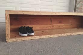 storage bench seat diy bedroom cosmopolitan