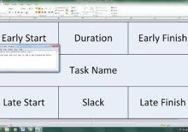 Visio 2016 Gantt Chart Visio Gantt Chart From Excel Data Easybusinessfinance Net