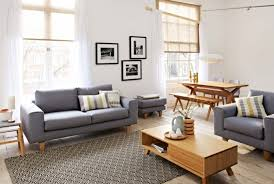 White And Grey Living Room Wonderfull White Grey Wood Glass Modern Design Simple New Trends