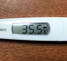 37 度 微熱
