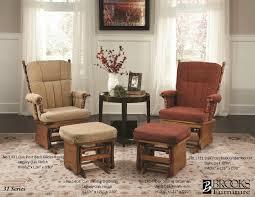 No Furniture Living Room Glider Rockers