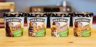 Ben \u0026 Jerry\u0027s add two brand new vegan ice-cream flavours to dairy ...