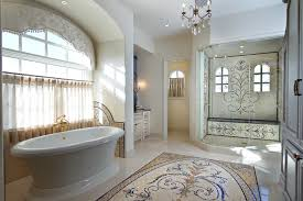 ... Minimalist Decoration In Ceramic Mosaic Tile Wall Ideas For Bathrooms  Design : Good Looking Grey Small ...