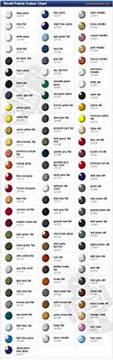 Revell Enamel Model Paints 18 Tins Of Revell Paint For
