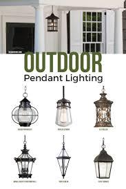 Best  Outdoor Pendant Lighting Ideas On Pinterest - Hanging exterior lights