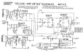 fender amp field guide contents ab763 schematic · ab763 chassis layout deluxe reverb