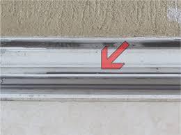 cowdroy 2500mm aluminium sliding door replacement track