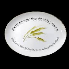 personalized judaica ch plate gift idea porcelain white porcelain wedding gift