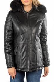 <b>Кожаная куртка MIO CALVINO</b> арт MIOHA10011W_BLACK BLACK ...