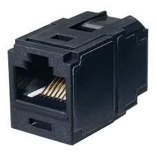 category a utp jack modules panduit an image of mini com coupler module cat 6a utp black