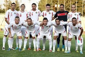 Selección de fútbol de Jordania