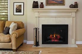 classic flame 38 x 30 traditional electric fireplace combo kit 74440 bb