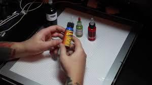 татуировка с нуля выпуск 5 краска для татуировок