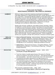 Entry Level Hvac Resume Sample Phenomenal Technician Resume Examples ...