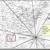 """""""Gulf of Mexico"""" Portals Ley Lines Energy Vortexes from texashealers.com"""