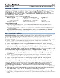 healthcare resume sample sample healthcare marketing resume delli beriberi co