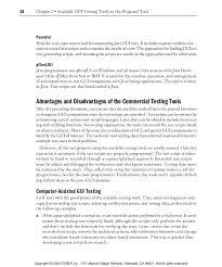 effective gui test automation 10