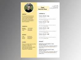 Descarga aquí tu modelo de cv para prácticas sin experiencia, y en el lugar destinado a la experiencia laboral, sigue los ejemplos y consejos indicados arriba. Plantillas Curriculum Para Descargar Gratis 50