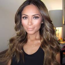 loving today s glam with marianna hewitt hair and makeup by me