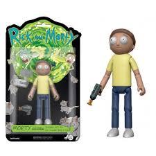 Купить <b>фигурка Фигурка Funko Action Figure</b>: Rick & Morty: Morty с ...