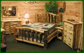 Organic Bedroom Furniture Employing Eco Friendly Architecture