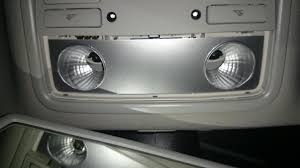 2010 passat r36 led interior lights replacement click this bar to view the original image of 1024x576px
