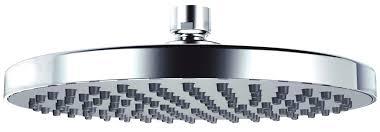 pura design abs 200mm round shower head