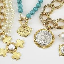 susan shaw jewelry here at the potpourri house this line is handmade in texas beautiful pieces to add to your wardrobe