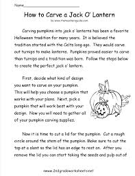 Free 2nd Grade Reading Comprehension Worksheets Plus Free ...