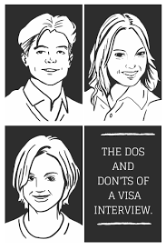 dos and don ts of visa interviews shine consultancy dos and don ts of visa interviews