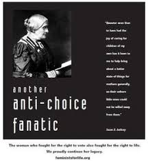 susan b anthony abortion dispute  susan b anthony abortion dispute