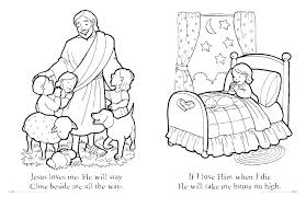 Jesus Loves Me Coloring Pages Printables Best Of Loves Me Coloring