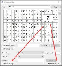 Microsoft Word Wingdings Chart Creating Special Characters Symbols Productivity Portfolio