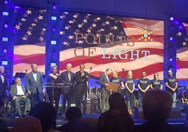 10 Points Of Light Five Former U S Presidents Recognise Houstons Ismaili