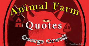 Animal Farm Quotes Animal Farm Quotes 📜 OpenRightsLibrary 82