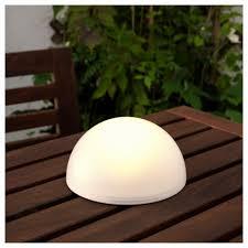 solar panel outdoor lights elegant solvinden led solar powered lighting ikea