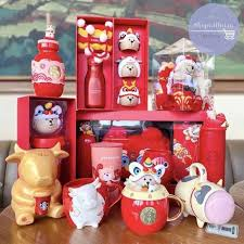 New customers only or make a new account. Pre Order Starbucks 2021 Cny Collection
