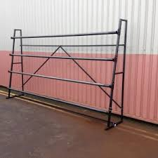 Carpet Roll Display Stands 100 ROLL SINGLE SIDED CARPET STAND 100M UK Display Stands 2