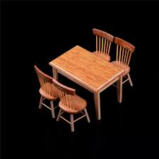 wholesale wooden doll dinning house furniture. concept wholesale wooden doll dinning house furniture scale miniature dining chair table set intended design decorating