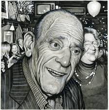 I Kept Drawing Faces: An Interview with Drew Friedman | The Comics ...