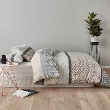 Metro Bedroom Furniture Metro Ferro Natural Bedroom Quilt Covers Coverlets Adairs