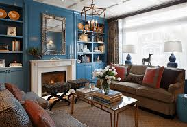 blue living room ideas. Eclectic Blue Living Room Ideas The Spruce
